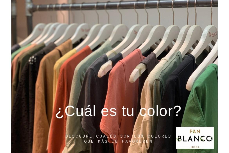 ¿Cuál es el color que más me favorece?